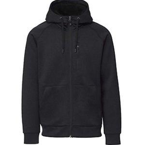 32 Degrees Heat tech fleece hoodie